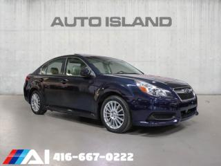 Used 2013 Subaru Legacy 4dr Sdn Auto 2.5i w/Limited Pkg,NAV,CAM,BLUETH for sale in North York, ON