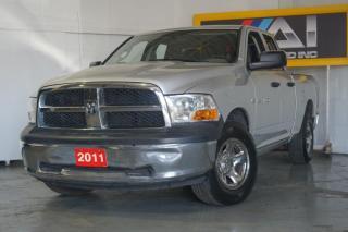 Used 2011 RAM 1500 4WD Quad Cab 140.5