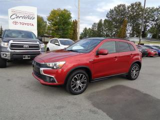 Used 2016 Mitsubishi RVR GT AWD 4DR CVT for sale in St-Félicien, QC