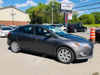 Used 2012 Ford Focus 2.0L-Automatic-Air-Bluethooth-Jamais Accidentée for sale in Laval, QC