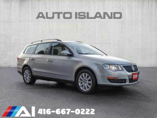 Used 2009 Volkswagen Passat Wagon 4dr I4 Auto for sale in North York, ON