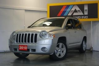 Used 2010 Jeep Compass North Edition  FWD Alloy for sale in North York, ON