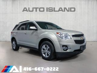 Used 2014 Chevrolet Equinox LT w/2LT Low KMs  Camera Bluetooth FWD for sale in North York, ON