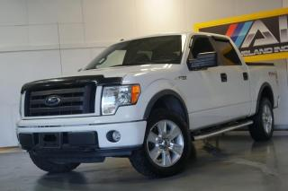 Used 2010 Ford F-150 SuperCrew FX4 4WD Bluetooth for sale in North York, ON
