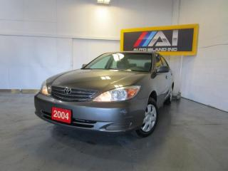 Used 2004 Toyota Camry 4dr Sdn for sale in North York, ON