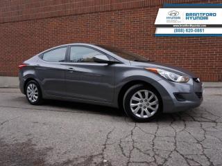 Used 2011 Hyundai Elantra GL  - $119 B/W - Low Mileage for sale in Brantford, ON