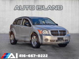 Used 2009 Dodge Caliber 4DR HB SXT for sale in North York, ON
