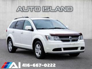 Used 2011 Dodge Journey - 12 MONTH POWER TRAIN WARRANTY INCLUDED - for sale in North York, ON
