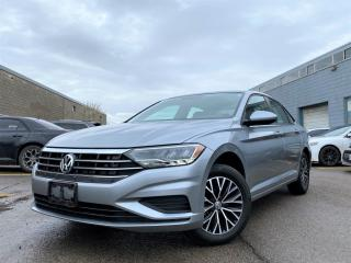 Used 2019 Volkswagen Jetta |SUN ROOF|LEATHER HEATED SEATS|CAM|ALLOYS|WARRANTY!! for sale in Brampton, ON