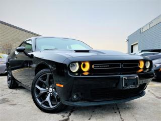 Used 2019 Dodge Challenger SXT RWD|HEATED & VENTILATED SEATS|REAR VIEW|LEATHER|SUN ROOF for sale in Brampton, ON