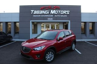 Used 2016 Mazda CX-5 GS I NO ACCIDENTS I NAVIGATION I SUNROOF I REARCAM I HTDSEAT for sale in Mississauga, ON