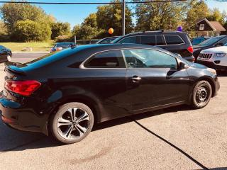 Used 2014 Kia Forte Koup EX-Auto-Air-Siéges Chauffant-Toit-Mags-1 Proprio for sale in Laval, QC