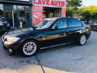 Used 2011 BMW 3 Series RWD-Air-Cuir-Toit-Mags-Bluetooth-Tres Propre for sale in Laval, QC