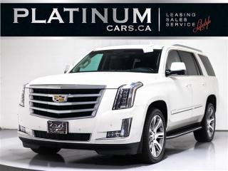 Used 2015 Cadillac Escalade Luxury, NAV, CAM, 7 PASSENGER, CLEAN CARFAX for sale in Toronto, ON