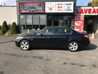 Used 2006 BMW 5 Series 525XI-AWD-AUTO-CUIR-TOIT for sale in Laval, QC