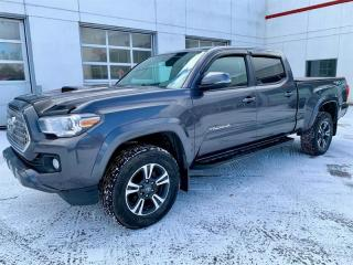 Used 2016 Toyota Tacoma Double Cab V6 TRD 4x4 for sale in Mont-Laurier, QC
