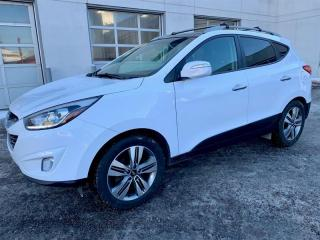 Used 2014 Hyundai Tucson AWD LIMITED for sale in Mont-Laurier, QC