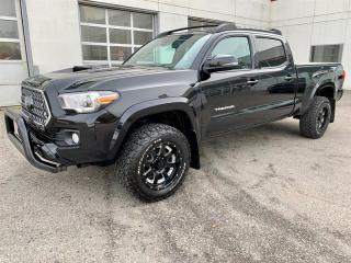 Used 2018 Toyota Tacoma Double Cab V6 TRD Sport 4x4 for sale in Mont-Laurier, QC