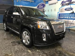 Used 2013 GMC Terrain Awd 4dr Denali for sale in Val-D'or, QC