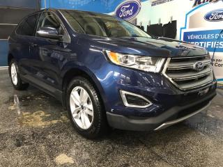 Used 2017 Ford Edge 4DR Sel AWD for sale in Val-D'or, QC