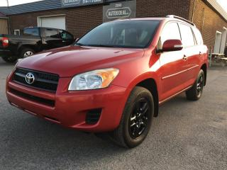 Used 2010 Toyota RAV4 4 portes, 4 roues motrices, 4 cyl. en li for sale in Terrebonne, QC