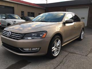Used 2015 Volkswagen Passat Berline 4 portes 2,0 TDI DSG Highline for sale in Terrebonne, QC
