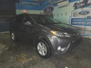 Used 2013 Toyota RAV4 AWD 4dr XLE for sale in Val-D'or, QC