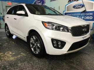 Used 2017 Kia Sorento AWD 4dr V6 7-Seater for sale in Val-D'or, QC