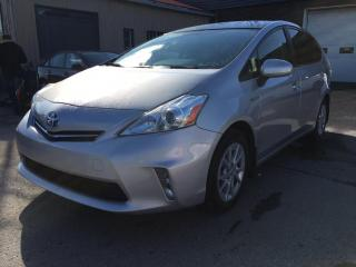 Used 2012 Toyota Prius V Hayon 5 portes for sale in Terrebonne, QC