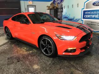 Used 2016 Ford Mustang 2DR FASTBACK GT for sale in Val-D'or, QC