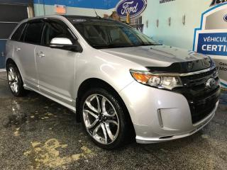 Used 2014 Ford Edge 4dr Sport AWD for sale in Val-D'or, QC