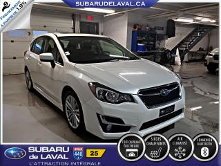 Used 2015 Subaru Impreza 2.0i Sport for sale in Laval, QC