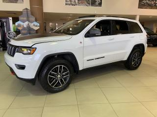 Used 2018 Jeep Grand Cherokee TRAILHAWK 4x4 for sale in Montréal, QC