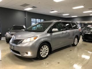 Used 2013 Toyota Sienna XLE*LEATHER*BACK-UP CAMERA*CERTIFIED* for sale in North York, ON