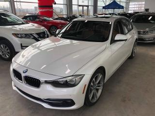 Used 2016 BMW 3 Series 4dr Sdn 320i xDrive AWD South Africa for sale in St-Nicolas, QC