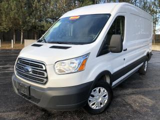 Used 2018 Ford TRANSIT 250 MED ROOF 2WD for sale in Cayuga, ON