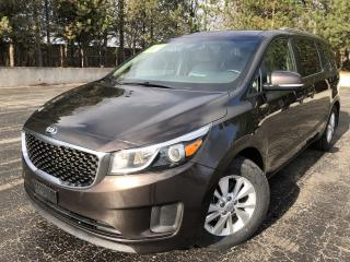 Used 2017 Kia SEDONA LX 2WD for sale in Cayuga, ON