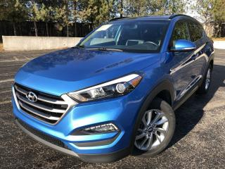 Used 2016 Hyundai TUCSON LUXURY 2.0T AWD for sale in Cayuga, ON