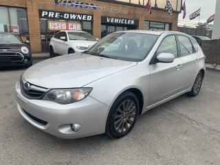 Used 2011 Subaru Impreza 5dr HB Auto 2.5i w-Sport Pkg -Ltd Avail- SUNROOF for sale in North York, ON