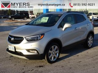 Used 2019 Buick Encore Essence  - Memory Seats -  Heated Seats for sale in Kanata, ON
