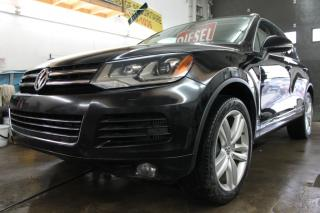 Used 2012 Volkswagen Touareg Tdi*awd*cuir* for sale in Ste-Sophie, QC
