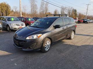 Used 2014 Mazda MAZDA5 GS for sale in Madoc, ON