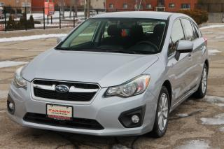 Used 2012 Subaru Impreza 2.0i Touring Package AWD | LOW KMs | ONLY 70K | CERTIFIED for sale in Waterloo, ON