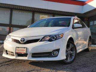 Used 2012 Toyota Camry SE Navigation, Leather Trim, Bluetooth for sale in Waterloo, ON