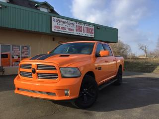 Used 2015 RAM 1500 SPORT for sale in Bolton, ON