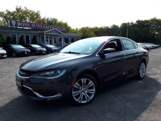 Used 2015 Chrysler 200 Limited for sale in Oshawa, ON