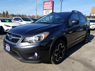 Used 2013 Subaru XV Crosstrek Touring for sale in Cambridge, ON