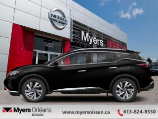 New 2020 Nissan Murano Platinum  - 20 Inch Wheels - $305 B/W for sale in Orleans, ON