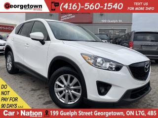 Used 2015 Mazda CX-5 GS AWD | BU CAM | SUNROOF | ALLOYS | BLUETOOTH for sale in Georgetown, ON