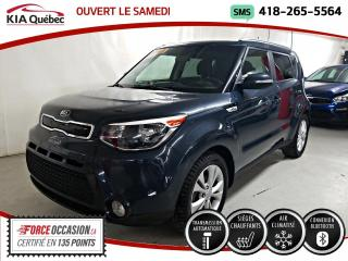 Used 2015 Kia Soul EX* SIEGES CHAUFFANTS* A/C* BLUETOOTH* for sale in Québec, QC